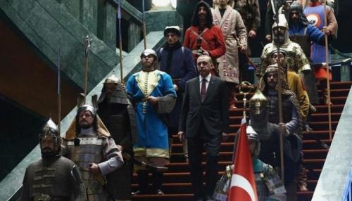 أردوغان يحلم بزمن القرصان بربروس ... إحياء الإمبراطورية العثمانية في ليبيا