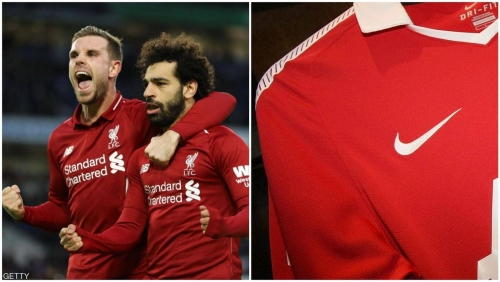 """بعد """"معركة قضائية"""" مع نيو بالانس .. ليفربول يبدل قميصه بعقد خيالي"""