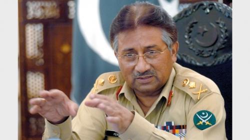 القضاء الباكستاني يلغي حكم إعدام الرئيس السابق برويز مشرف