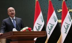 الرئيس العراقي ... العراقيون مصرون على دولة ذات سيادة كاملة غير منتهكة