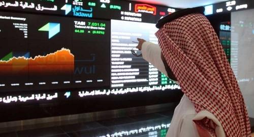 إثر ضغط من المصارف والبتروكيماويات الأسهم السعودية تتراجع بحوالي 100 نقطة