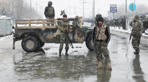 أفغانستان : مقتل 5  واصابة 12 شخص في هجوم انتحاري بالعاصمة كابل