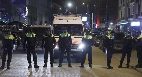 هولندا ... انفجارين في مركز الرسائل البريدية بأمستردام دون إصابات