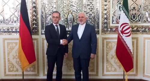 وزارة الخارجية الألمانية ... ماس يدعو لسلوك إيراني بناء لخفض التصعيد بالمنطقة