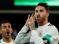 سرجيو راموس عقب خسارة ريال مدريد ... الحكام في الماضي كانوا محترمين