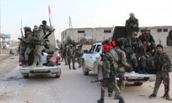 """سوريا ... الجيش يطهر بلدة """"بعربو"""" من مسلحي """"النصرة"""" جنوب إدلب"""