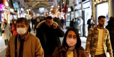 وزارة الداخلية التركية ... توقيف 64 شخصاً بسبب منشورات «مستفزة» حول «كورونا»