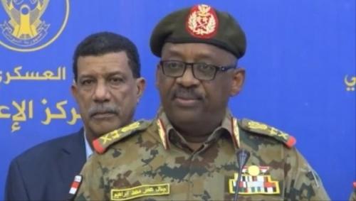 السودان ... وزير الدفاع جمال الدين عمر بذبحة صدرية في جوبا