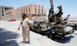 ليبيا ... اتساع معارك طرابلس و«خسائر فادحة» في صفوف «الوفاق»