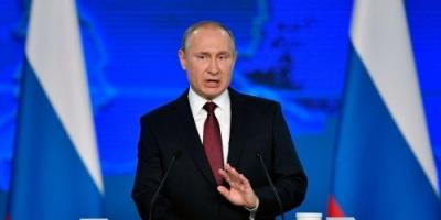 فلاديمير بوتين ... يجب استخدام تجارب الدول الأخرى في مكافحة فيروس كورونا