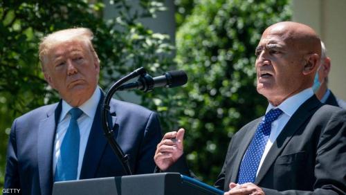من هو منصف السلاوي الذي اختاره ترامب لتطوير لقاح كورونا ؟