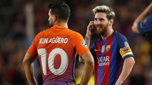 برشلونة ومانشستر سيتي يقتربان من إبرام صفقة تبادلية