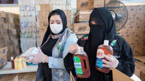 خلال الـ24 ساعة الماضية .. 10 وفيات و900 إصابة جديدة بكورونا في الكويت
