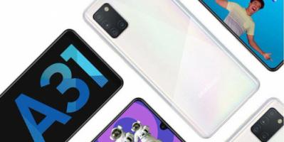 في حدث خاص .. شركة سامسونغ تطلق Galaxy A31 الأسبوع المقبل