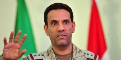 قيادة التحالف العربي تعلن إسقاط طائرتين مسيرتين أطلقهما الحوثيون في اليمن باتجاه السعودية
