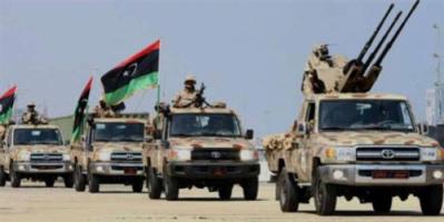 ليبيا .. الجيش الوطني يستعيد السيطرة على مدينة الأصابعة غرب البلاد