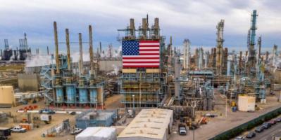 هبوط انتاج النفط الأمريكي لأدنى مستوى منذ أكتوبر 2018