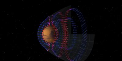وكالة ناسا تكشف لأول مرة عن تيارات كهربائية حول المريخ أدت لخسارة الغلاف الجوي