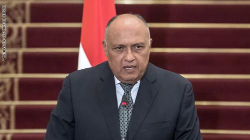 مصر .. شكري يطلع لافروف على تطورات الأوضاع في ليبيا وفلسطين وأزمة سد النهضة