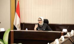 وزيرة الصحة المصرية تعلن تحديث البروتوكول العلاجي لمصابي فيروس كورونا