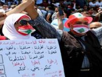 وسط أزمة معيشية خانقة .. متظاهرون لبنانيون يعودون مجددا إلى الشارع