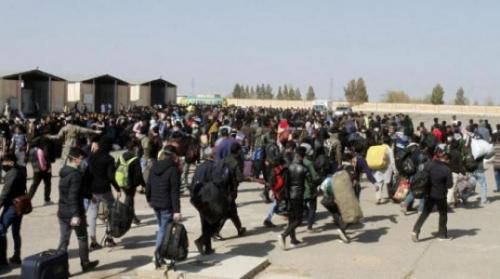 مقتل 3 في إطلاق نار للشرطة الإيرانية على مركبة تقلّ مهاجرين