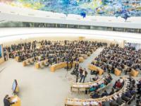 مجلس حقوق الإنسان التابع للأمم المتحدة يجري تحقيقا حول العنصرية بعد مقتل جورج فلويد