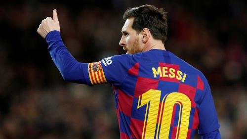 الشرط غير القابل للتفاوض .. مفاوضات تجديد عقد ليونيل ميسي مع نادي برشلونة