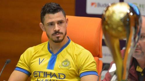 جوليانو يطلب فسخ تعاقده مع نادي النصر السعودي.. وهذه وجهته المقبل