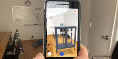 سلسلة Galaxy S20 تدعم الآن تطبيقات الواقع المعزز