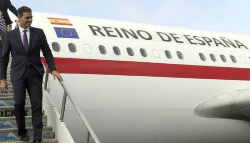 للمشاركة بقمة الساحل .. رئيس وزراء إسبانيا في موريتانيا