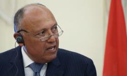 """سامح شكري .. مصر تقدمت لمجلس الأمن بمشروع قرار حول """"سد النهضة"""""""