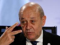 وزير الخارجية الفرنسي .. لا نستبعد فرض عقوبات جديدة على تركيا