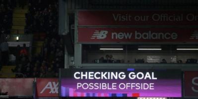 """فيفا يعمل على تطوير """"تقنية التسلل"""" قبل كأس العالم 2022"""