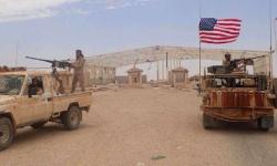 الجيش السوري يوقع بمجموعة مسلحة تسللت من القاعدة الأمريكية بالتنف