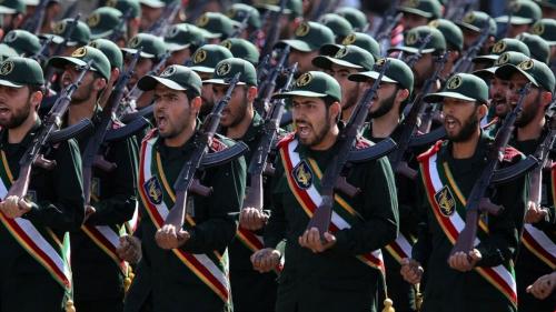إيران .. الحرس الثوري يشن حملة اعتقالات جديدة ضد الأكراد