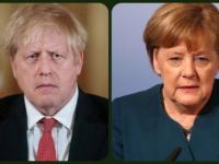 جونسون لميركل .. مستعدون لاتفاق تجاري مع الاتحاد الأوروبي على غرار أستراليا