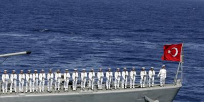 تركيا تعلن عن مناورات بحرية ضخمة قبالة 3 مناطق من السواحل الليبية!