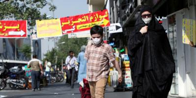 إيران .. 153 وفاة و2691 إصابة جديدة بكورونا ومعظم أقاليم البلاد بحال الخطر