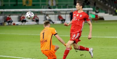 اختيار روبرت ليفاندوفسكي أفضل لاعب في الدوري الألماني