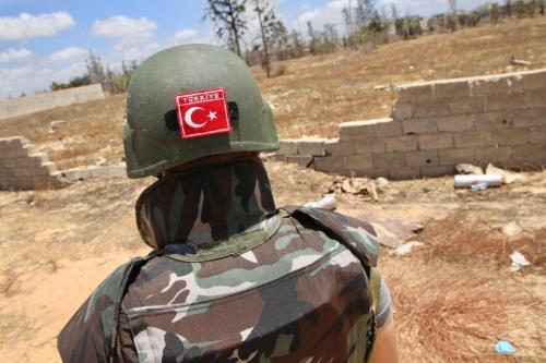 رفض دولي معلن في مجلس الأمن للوجود الأجنبي في ليبيا