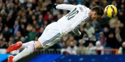 زيدان لن يعتمد على جيمس رودريغيز في ريال مدريد