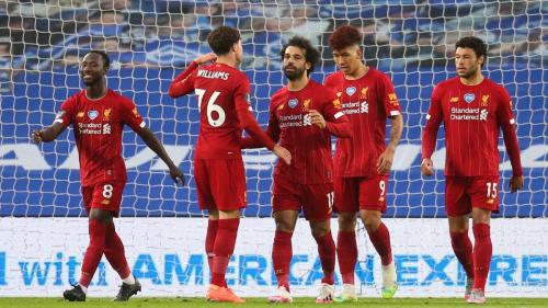التشكيلة المتوقعة لمباراة ليفربول وبيرنلي في الدوري الإنجليزي