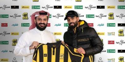 عبد المجيد السواط ينضم لمعسكر نادي الاتحاد السعودي