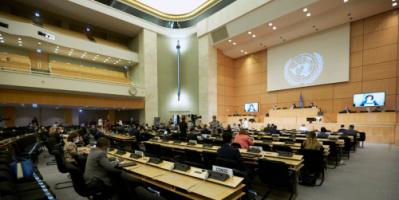 مجلس حقوق الإنسان الأممي يعتمد قرارا بشأن كورونا اقترحته الصين وروسيا