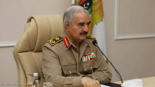 خليفة حفتر .. الليبيون لم يروا من الأتراك إلا الشر ولن نقبل أن نستعمر مرة ثانية