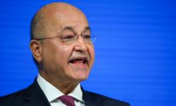 الرئيس العراقي .. الانتخابات المبكرة استحقاق أفرزه الحراك الشعبي