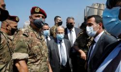 ميشال عون .. مصممون على السير في التحقيقات ومحاسبة المسؤولين عن انفجار مرفأ بيروت