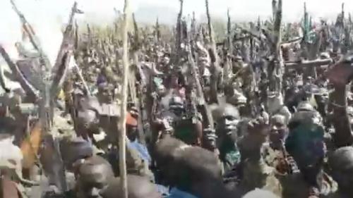 """الجيش السوداني يعلق على هجمات """"الحركة الشعبية - جناح الحلو"""" بجنوب كردفان"""