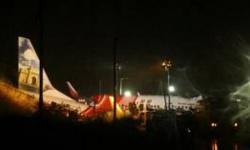 مصرع 16 شخصا على الأقل بتحطم طائرة ركاب قادمة من الإمارات لدى هبوطها في جنوب الهند
